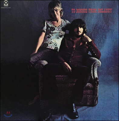 Delaney & Bonnie (델라니 앤 보니) - To Bonnie From Delaney [LP]