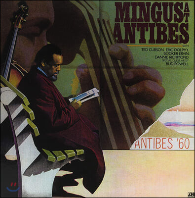 Charles Mingus (찰스 밍거스) - Mingus At Antibes [2LP]