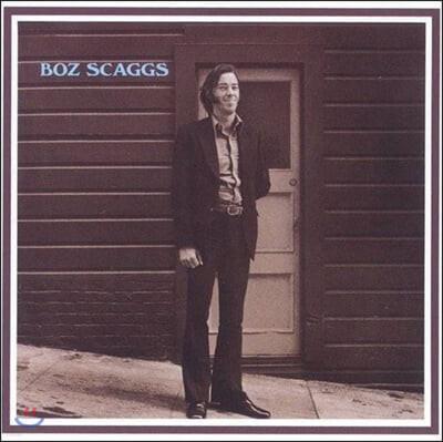 Boz Scaggs (보즈 스캑스) - Boz Scaggs [LP]