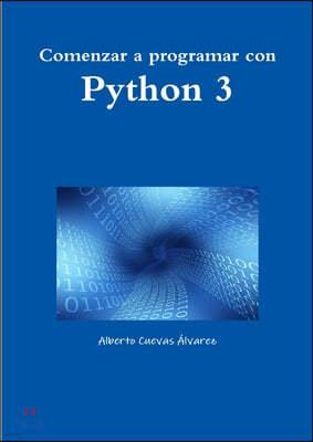 Comenzar a programar con Python 3