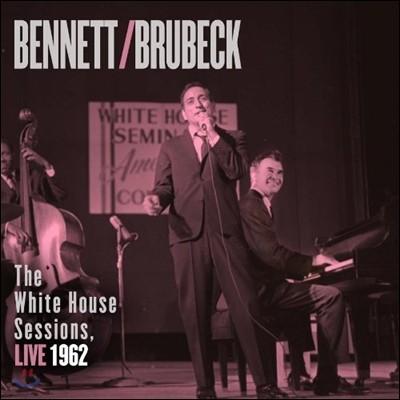 Tony Bennett & Dave Brubeck - Bennett & Brubeck: The White House Session, Live 1962