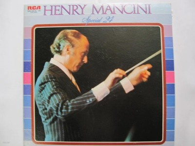LP(수입) 헨리 맨시니 Henry Mancini : Special 24(GF 2LP)