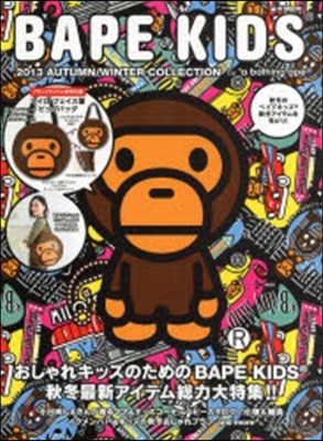 BAPE KIDS by a bathing ape 2013 AUTUMN/WINTER COLLECTION