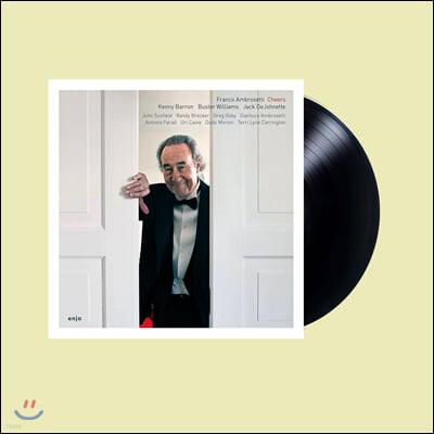 Franco Ambrosetti (프랑코 엠브로세티) - Cheers [LP]