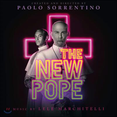 뉴 포프 드라마음악 (The New Pope OST by Lele Marchitelli) [2LP]