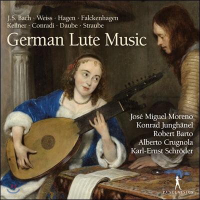 Jose Miguel Moreno 독일 류트 음악의 역사 (German Lute Music)
