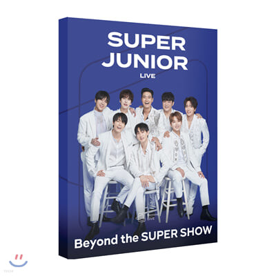 엽서세트_SUPER JUNIOR Beyond LIVE Beyond the SUPER SHOW
