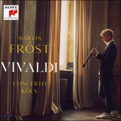 Martin Frost 비발디: 오페라 아리아에 의한 클라리넷 협주곡 (Vivaldi: Clarinet Concerto arranged from arias)