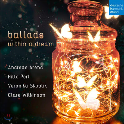 Clare Wilkinson 꿈속의 발라드 (Ballads within a Dream)
