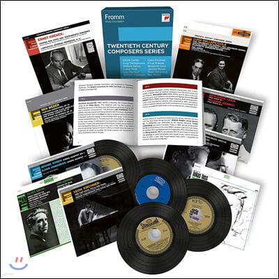 프롬 음악 재단 20세기 작곡가 시리즈 (Fromm Music Foundation - 20 Century Composer Series)