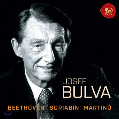 Josef Bulva 베토벤 / 스크리아빈 / 마르티누: 피아노 소나타 (Beethoven / Scriabin / Martinu: Piano Sonata)