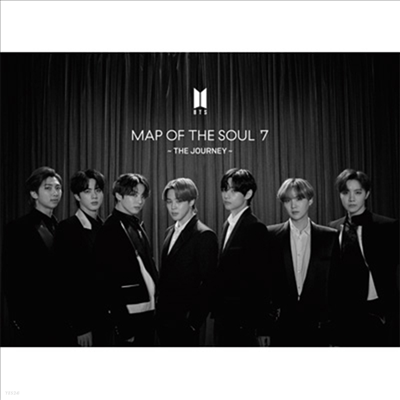 방탄소년단 (BTS) - Map Of The Soul: 7 ~The Journey~ (CD+Photo Booklet) (초회한정반 C)(CD)