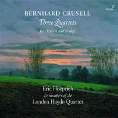 크루셀: 클라리넷 사중주 1 - 3번 (Crusell: Clarinet Quartets Nos.1 - 3) - Eric Hoeprich