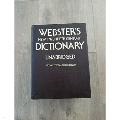 Webster's New Twentieth Century Dictionary