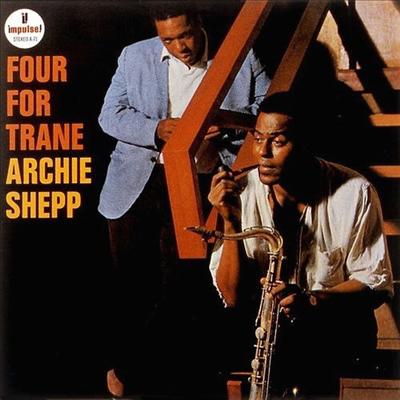 Archie Shepp - Four For Trane (Ltd. Ed)(UHQCD)(일본반)