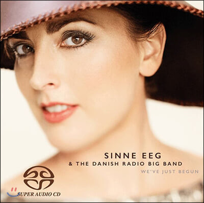Sinne Eeg & The Danish Radio Big Band (시네 에이 앤 대니쉬 라디오 빅 밴드) - We`ve Just Begun