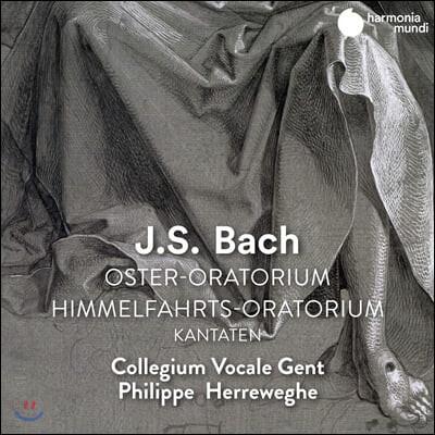 Philippe Herreweghe 바흐: 부활절, 승천 오라토리오 - 필립 헤레베헤 (Bach: Oster-Oratorium. Himmelfahrts-Oratorium)