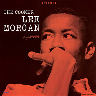Lee Morgan (리 모건) - The Cooker [LP]