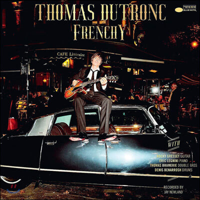 Thomas Dutronc (토마스 뒤트롱) - Frenchy [2LP]