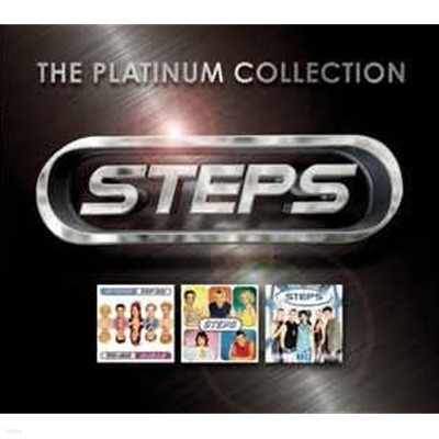 [수입] Steps - Platinum Collection [3CD Boxset]