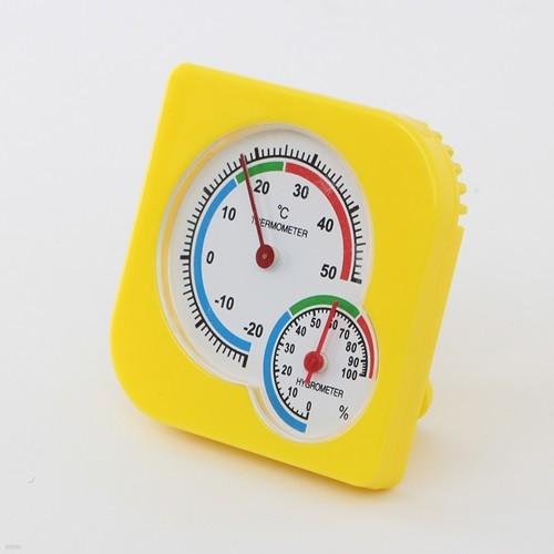 리터스 탁상용 온습도계 / 스탠드 온도계 습도계
