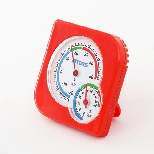 리터스 탁상용 온도계 습도계 / 스탠드 온습도계