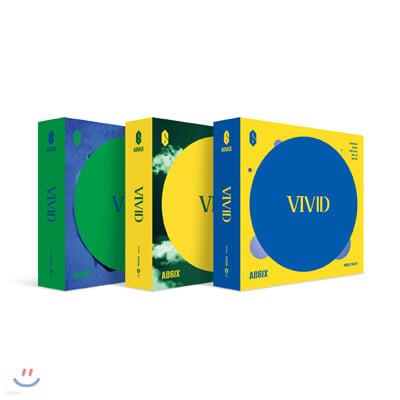 에이비식스 (AB6IX) - VIVID [V/I/D ver. 중 랜덤발송]