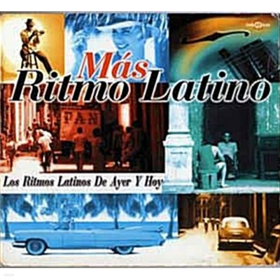 [수입] V.A - Mas Ritmo Latino [2CD]