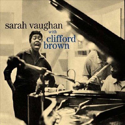 Sarah Vaughan & Clifford Brown - Sarah Vaughan With Clifford Brown/In The Land Of Hi-Fi (Ltd. Ed)(Remastered)(Digipack)(2 On 1CD)
