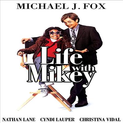 Life With Mikey (스타 만들기) (1993)(지역코드1)(한글무자막)(DVD)