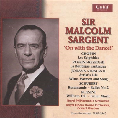 말콤 서전트 - 무도회 명연집 (Malcolm Sargent - On With The Dance!) - Malcolm Sargent