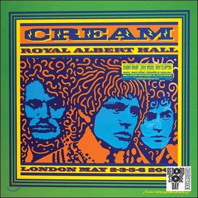Cream - Royal Albert Hall London 2005 (Deluxe Edition Box)