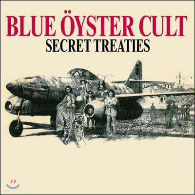 Blue Oyster Cult (블루 오이스터 컬트) - Secret Treaties [LP]