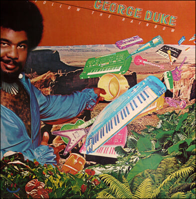 George Duke (조지 듀크) - Follow The Rainbow [LP]
