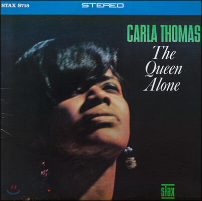 Carla Thomas (칼라 토마스) - The Queen Alone [LP]