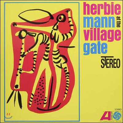 Herbie Mann (허비 만) - At The Village Gate [LP]