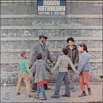 Donny Hathaway (도니 해서웨이) - Everything Is Everything [LP]