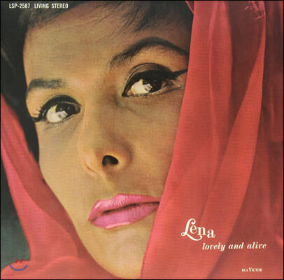 Lena Horne (레나 혼) - Lovely And Alive [LP]