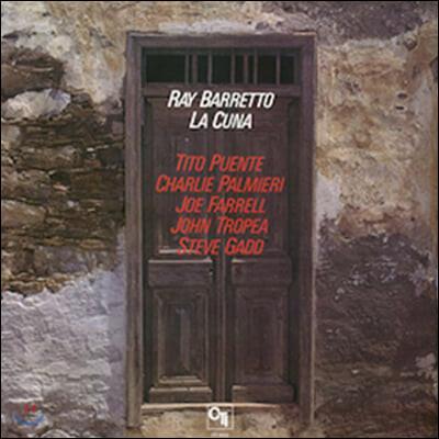 Ray Barretto (레이 바레토) - La Cuna [LP]