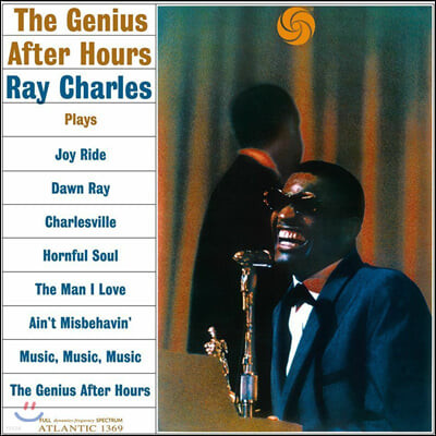 Ray Charles (레이 찰스) - The Genius After Hours [LP]
