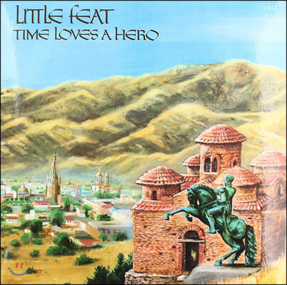 Little Feat (리틀 피트) - Time Loves A Hero [LP]