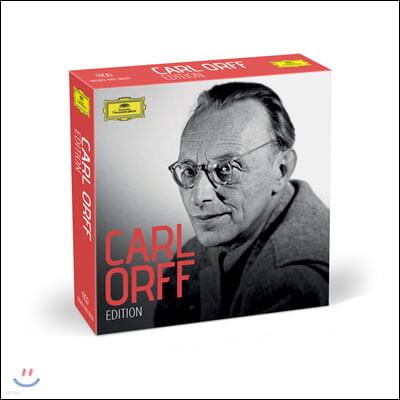 칼 오르프 탄생 125주년 기념 에디션 (Carl Orff Edition)