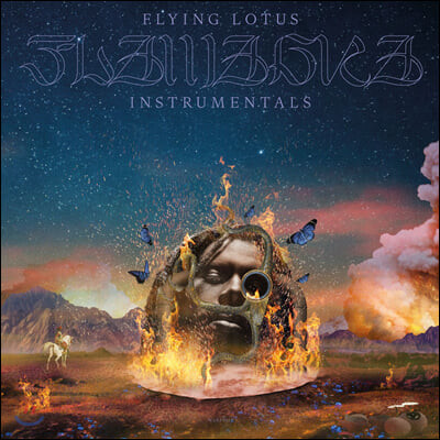 Flying Lotus (플라잉 로터스) - Flamagra (Instrumentals)