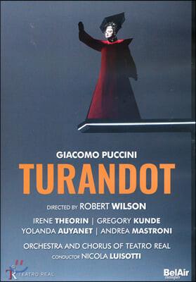 Irene Theorin 푸치니: 오페라 '투란도트' (Puccini: Turandot)