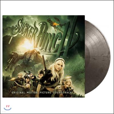 써커 펀치 영화음악 (Sucker Punch OST) [실버 & 블랙 마블 컬러 LP]