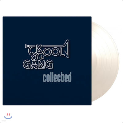 Kool & The Gang (쿨 앤 더 갱) - Collected [화이트 컬러 2LP]