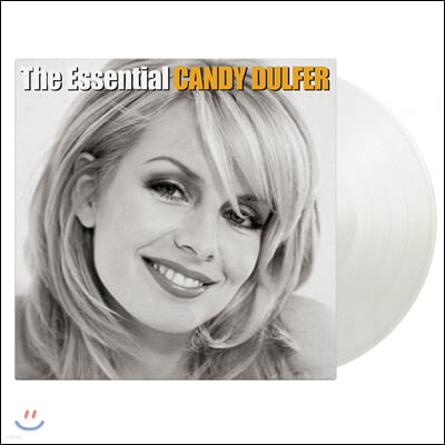 Candy Dulfer (캔디 덜퍼) - The Essential [투명 컬러 2LP]