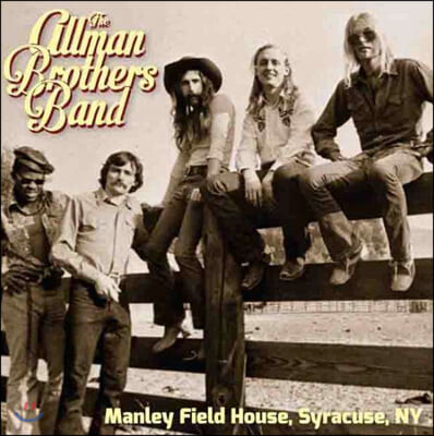 The Allman Brothers Band (올맨 브라더스 밴드) - Manley Field House, Syracuse, NY