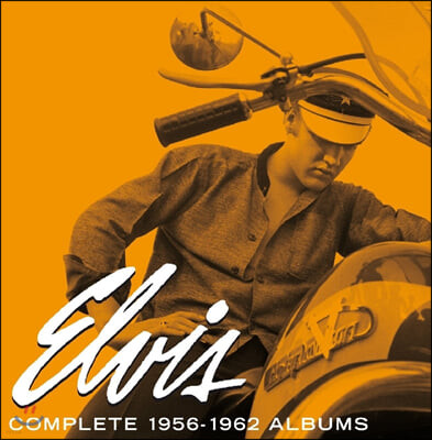 Elvis Presley (엘비스 프레슬리) - Complete 1956-1962 Albums