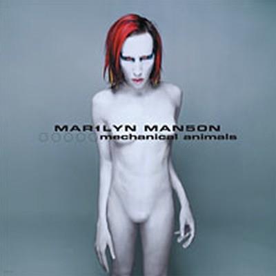 [일본반] Marilyn Manson - Mechanical Animals